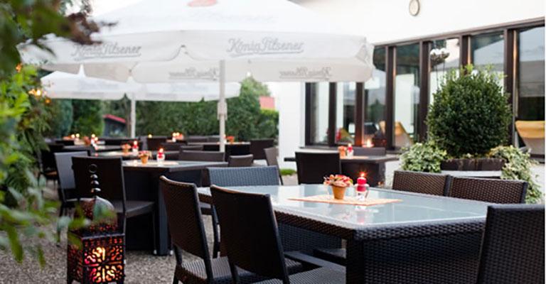 Restaurant im Saunapark Kamperbrück